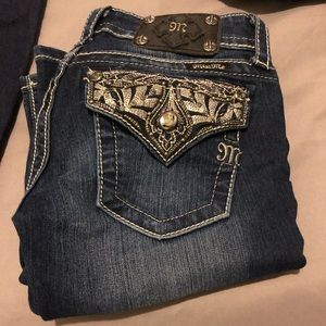 Miss me jeans. Size 25.